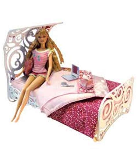 Barbie Bedroom barbie fashion fever sweet dreams bed barbie review