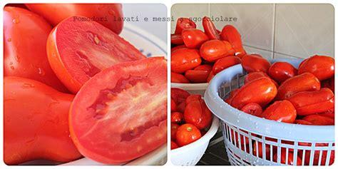 salsa pomodoro fatta in casa salsa di pomodoro fatta in casa