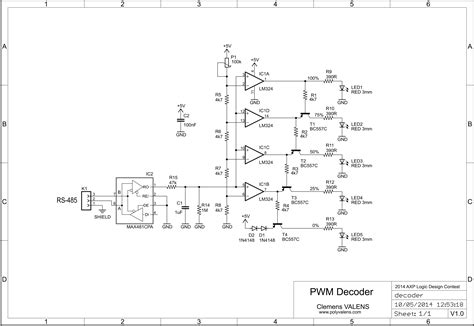 multi purpose pwm wave shaper polyvalens