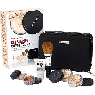 Bare Minerals Starter Kit bareminerals get started complexion kit fairly light ulta