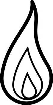 Fire Flames Clipart Black And White | Clipart library - Free Clipart Blackandwhite