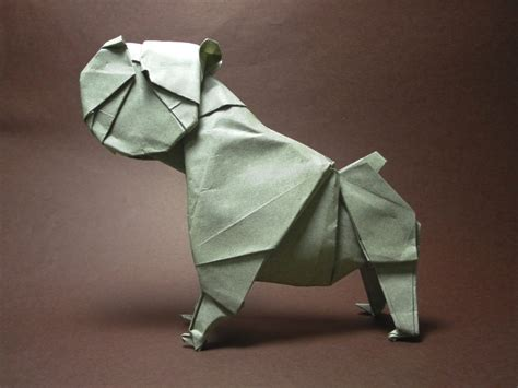Origami Start - free coloring pages origami baggybulldogs when did