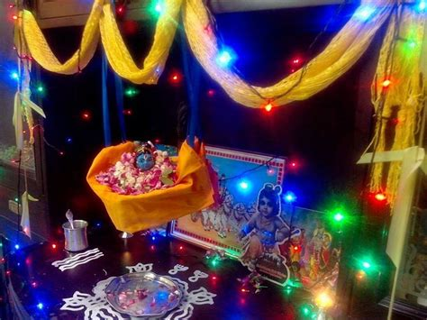 janmashtami decoration ideas janmashtami decorations
