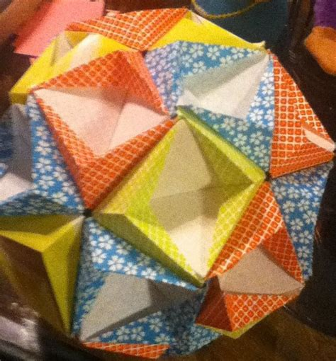 My Origami - my origami kusudama 30 pieces of origami paper by
