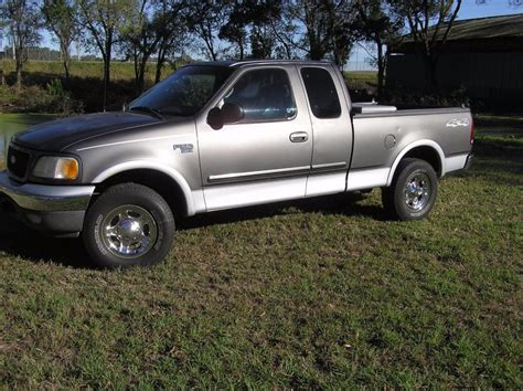 Ford F150 Lariat 2002 4 Door by 2002 Ford F 150 Cars For Sale