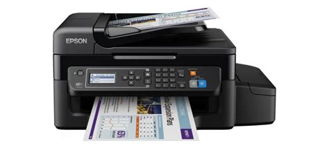 Printer Epson Di Gramedia review epson et 4500 ecotank printer gadgetgear nl