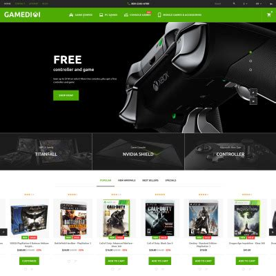 bootstrap themes free games games bootstrap themes templatemonster