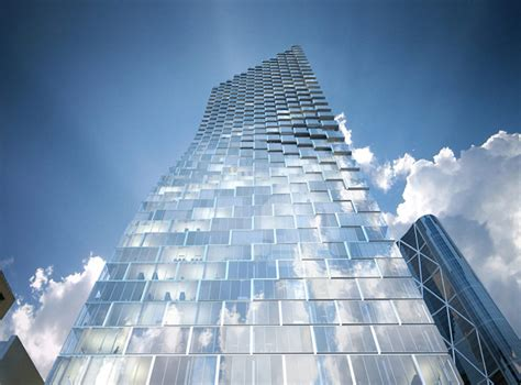How Big Is 15000 Square Feet by Big Reveals Telus Sky Tower For Calgary Canada