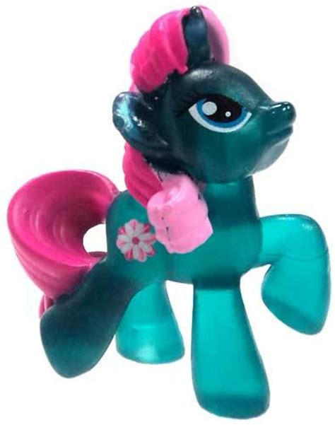 My Pony Figure 7 my pony series 7 gardenia glow 2 pvc figure hasbro