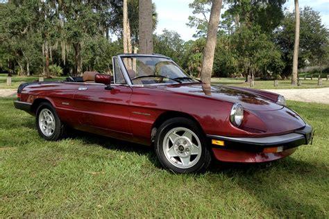 1988 Alfa Romeo by 1988 Alfa Romeo Veloce Spider 195030