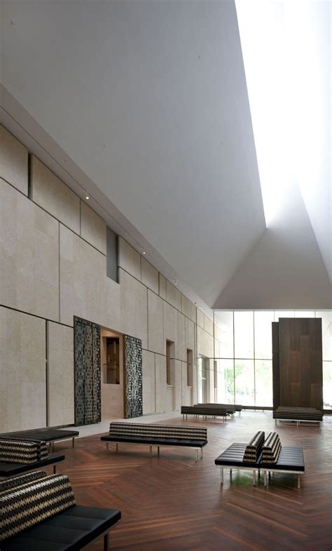 The Barnes Gallery Of The Barnes Foundation Tod Williams Billie