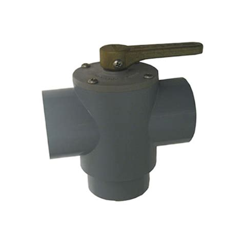 Pool Plumbing Valves by Ortega Pentair T Style Diverter Valves Plumbing Valves