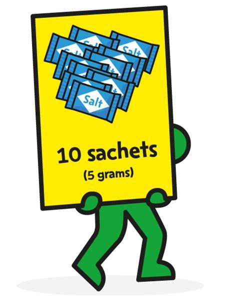 Lamandel Sachet 1 Sachet 1si 10 Gram salt change4life