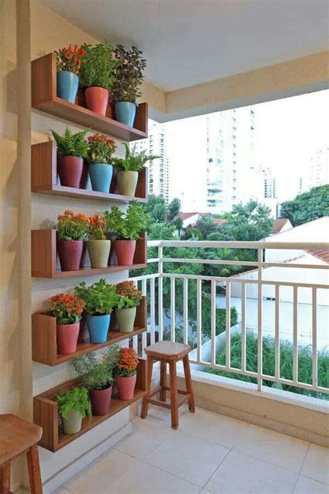 Ideas For Small Balcony Gardens 16 Genius Vertical Gardening Ideas For Small Gardens Balcony Garden Web