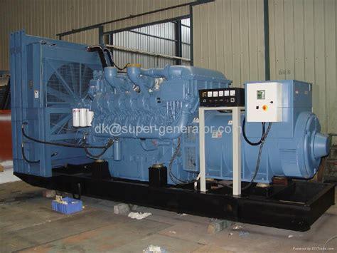diesel generators big power industrial generator set