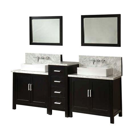 84 vanity top double sink direct vanity sink horizon premium 84 in double vanity in