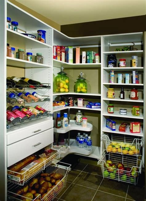 corner pantry kitchen