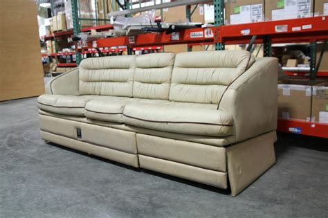 Rv Furniture Used Rv Motorhome Villa International Sofa