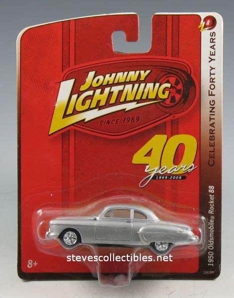 Diecast Johnny Lightning 1950 Oldsmobile Rocket 164 1950 Oldsmobile Rocket 88 Johnny Lightning Diecast Ebay
