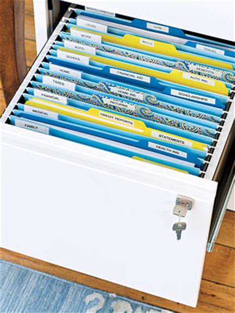 how to organize a file cabinet at home smart shopping tips and advice for smart shopping
