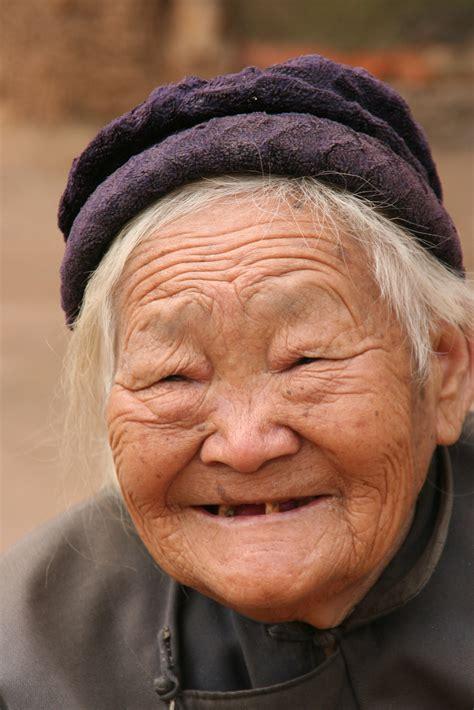 china putzehei portrait  chinese woman flickr