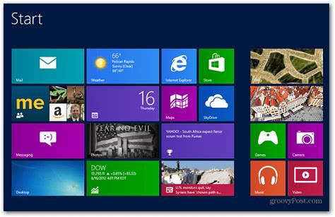customize the windows 8 start screen with tattoos