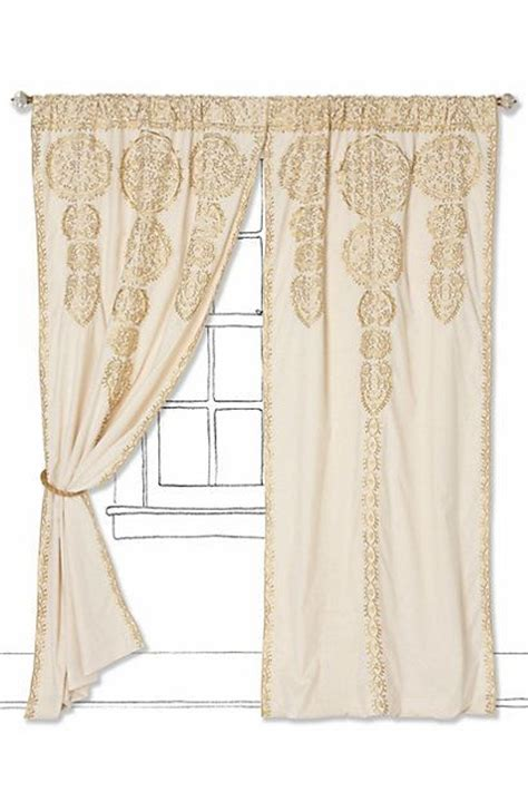 cream gold curtains 97 best images about living room on pinterest alanya