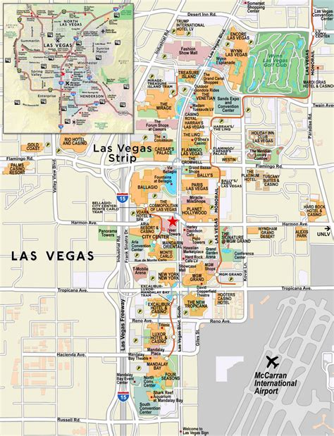 map of the las vegas paw technologies las vegas