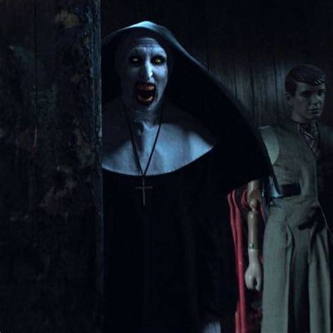 the nun cast valak actress conjuring 2 demonic nun film favorites pinterest