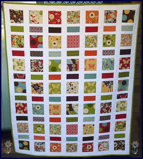 quilt pattern using 5 inch squares ideas for 5 inch quilt squares cute i love the crisp