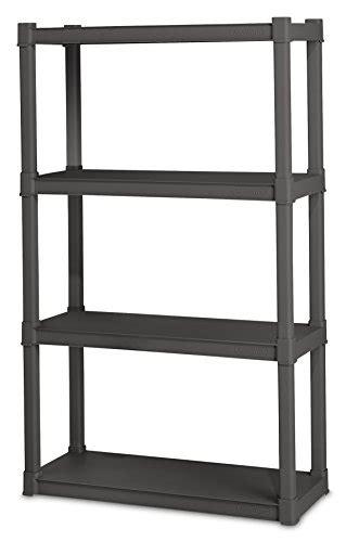 sterilite 4 shelf cabinet flat gray sterilite 01643v01 4 shelf unit flat gray shelves legs