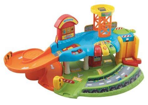 Vtech Toot Toot Car Garage by 19 Best Images About Garage Toys For Your Santa List On