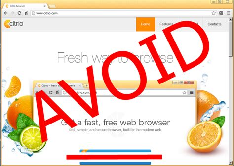 citro browser more reasons to avoid the citrio browser genxpos 233