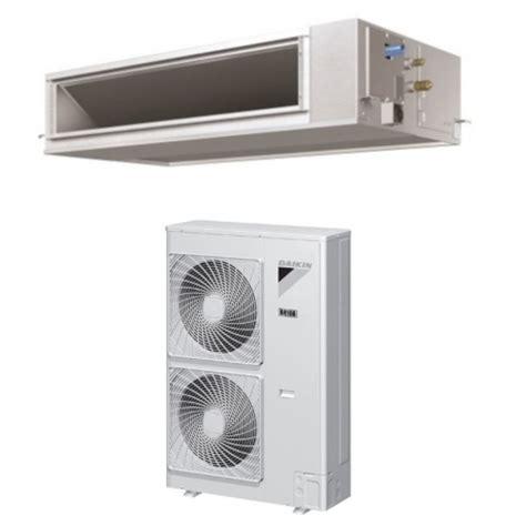 Ac Daikin Ceiling Concealed daikin 36 000 btu 17 5 seer heat air conditioner