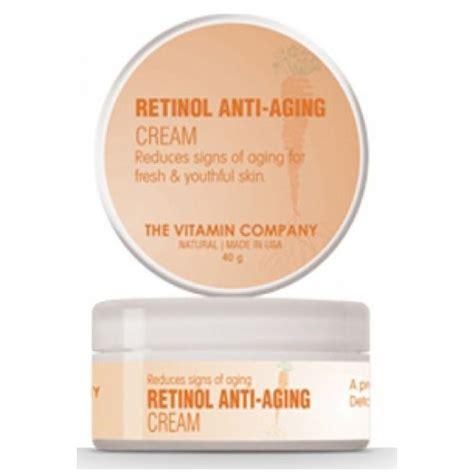 Freshener Anti Aging the vitamin company anti aging 40gm skin care gomart pk