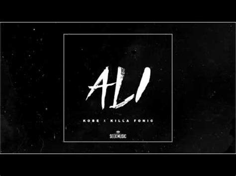 Lu Alis Beat ali feat killa fonic audio