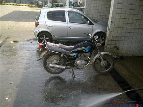 suzuki gs   wash  service atation general