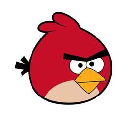 la super mamy angry birds plantillas decorar globos
