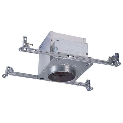 construction recessed lighting halo h995 4 in aluminum led recessed lighting housing for