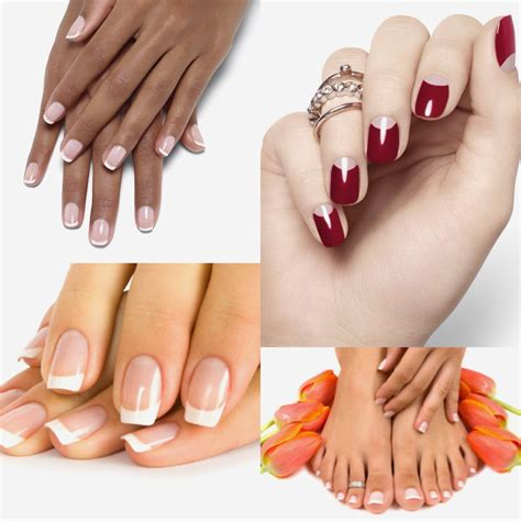 Manicure Di The Nail Shop pearl nails spa edgewater md nail ftempo