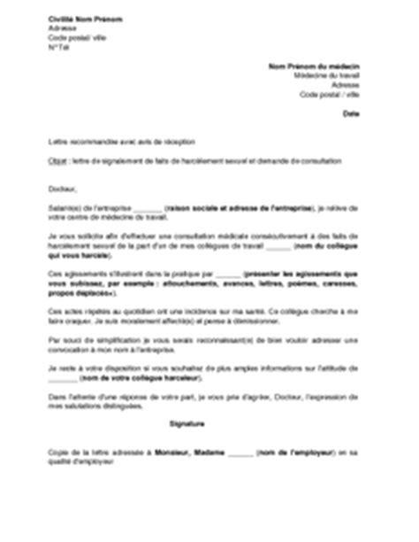 Modèle Lettre Contestation Comité Médical