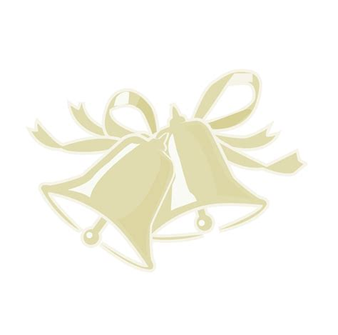 Wedding Bells Clip Free by Gold Wedding Bell Clipart