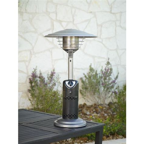 Mosaic Tabletop Patio Heater Academy Garden Sun Table Top Patio Heater