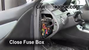 interior fuse box location 2009 2016 volkswagen cc 2009 volkswagen cc luxury 2 0l 4 cyl turbo