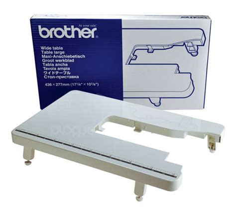 brother sa552 extension table for ns40 and ns80 at ken s