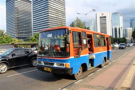 Mini 2 Jakarta rute trayek metro mini jakarta mamikos