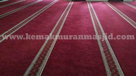 Karpet Masjid Meteran Di Surabaya jual karpet masjid murah di makassar al husna pusat
