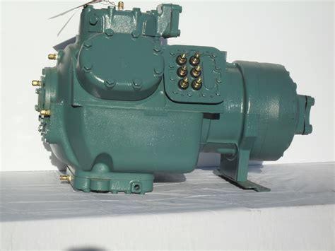 Kompresor Carrier remanufactured ac compressor carrier york trane bitzer