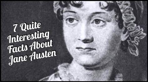 jane austen biography facts 7 quite interesting facts about jane austen writers write