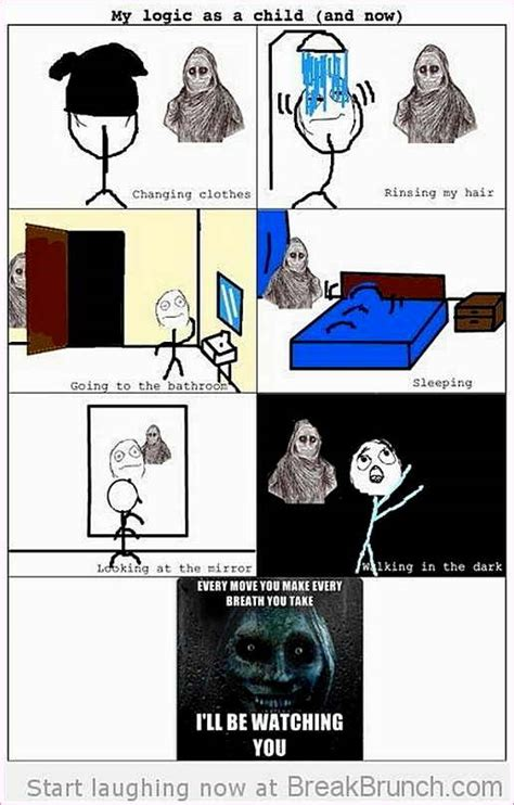 Funny Comic Memes - funny scary meme comics image memes at relatably com